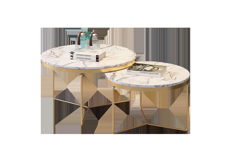 烤漆玻璃规格尺寸_轻奢 烤漆金属架+ 大理石台面 茶几-严选软装-亿搭佳品